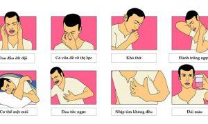 dấu hiệu cao huyết áp